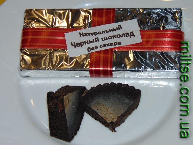 Фото: Черный шоколад