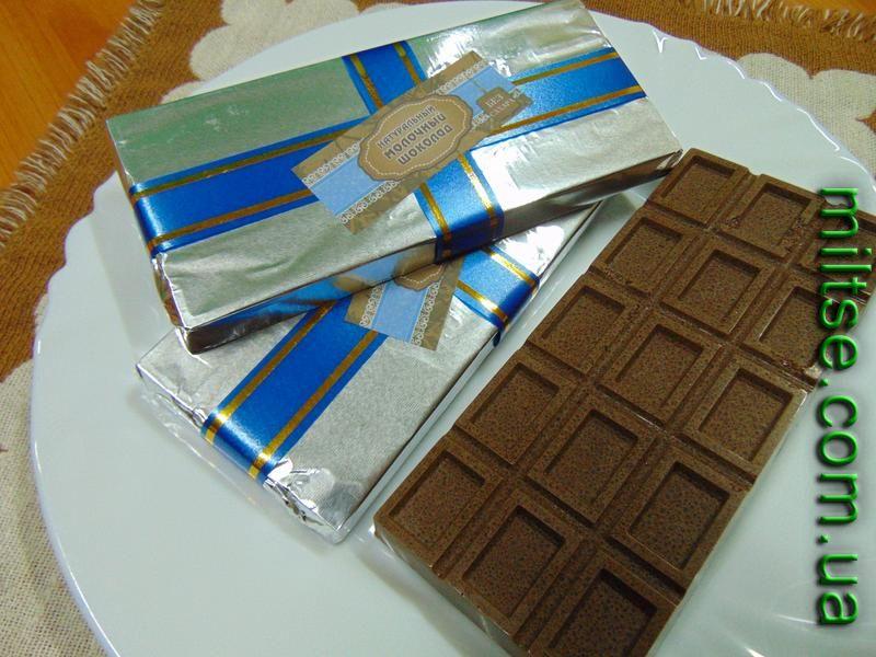 Фото: Молочный шоколад